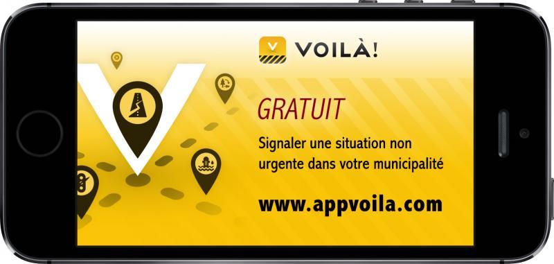 Voila!_Telephone_fra